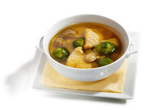 Brussel Sprout Soup Stock Images