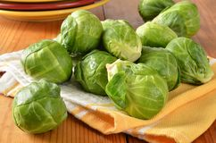 Brussel sprouts Royalty Free Stock Photography