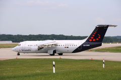 Brussels Airlines Stock Images