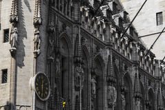 Brussels architecture Royalty Free Stock Photo