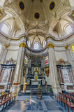 BRUSSELS, BELGIUM - 11 AUGUST, 2015: Inside famous Royalty Free Stock Images