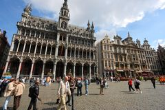 Brussels Royalty Free Stock Photos