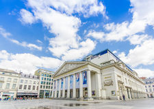 BRUSSELS, BELGIUM - 11 AUGUST, 2015: Spectacular Stock Photography