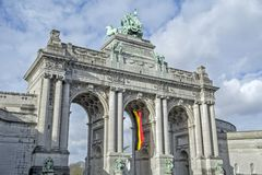 Brussels, Belgium Royalty Free Stock Photography