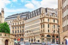 BRUSSELS, BELGIUM - JULY 07, 2016 : City views cozy European cit Stock Image