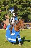 Medieval Celebration in Abbey de Forest Royalty Free Stock Images