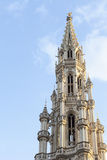 Brussels City Centre Details. Belgium, Europe Royalty Free Stock Photography