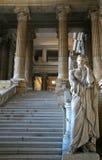 brussels domstollokal Royaltyfri Fotografi