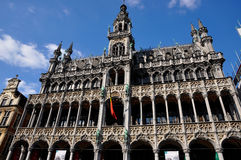 Brussels Grand Palace Royalty Free Stock Image