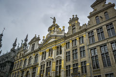 Brussels grand place Royalty Free Stock Photo
