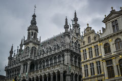 Brussels grand place Royalty Free Stock Photography