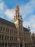 Brussels Grand Plaza Stock Photo