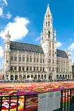Brussels Grand Square Stock Photo