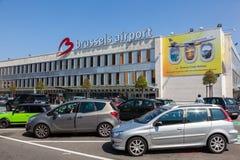 Brussels International Airport Stock Photos