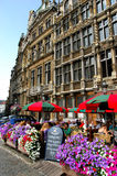 Brussels - La GRAND Place Royalty Free Stock Photography