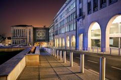 Brussels mont des arts Stock Photography