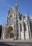 Brussels - Notre Dame du Sablon church Stock Images