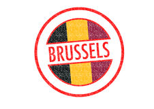 BRUSSELS Stock Photography