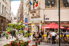 Brussels Royalty Free Stock Image