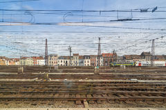 Brussels South railway station, Belgium Royalty Free Stock Photos