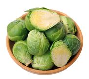 Brussels sprout Stock Photography