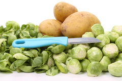 Brussels sprouts, Stock Photography