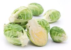 Brussels sprouts Royalty Free Stock Photo