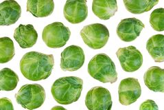 Brussels sprouts Royalty Free Stock Images