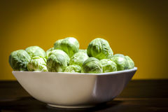 Free Brussels Sprouts Royalty Free Stock Images - 59260189