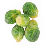 Brussels sprouts cabbage Royalty Free Stock Photography