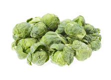 Brussels sprouts compromised Stock Images