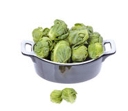 Brussels sprouts compromised Royalty Free Stock Photo