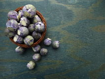 Brussels sprouts Royalty Free Stock Photography