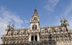 Brussels Town Hall Royalty Free Stock Photo