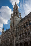 Brussels Town Hall Royalty Free Stock Images