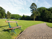 Brussels Woluwe Park Royalty Free Stock Photos