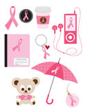 Brustkrebs-Bewusstsein Lizenzfreie Stockfotografie