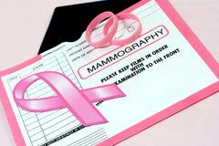 Brustkrebs-Bewusstsein Stockbilder