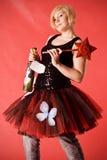 Brutal fairy Stock Photos