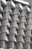 Brutalist Architecture royalty free stock images