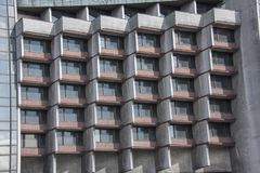 Brutalist Architecture stock images