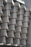 Brutalist Architecture royalty free stock photography