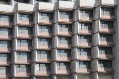 Brutalist Architecture stock image