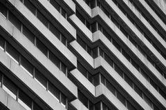 Brutalist-Architektur Stockfoto