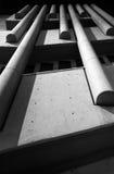 Brutalist beton obrazy stock