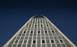 Brutalist & modernist `-gebouw gekende van het Toostrek `, het vroeger stock afbeeldingen