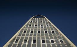 The brutalist & modernist `Toast Rack` building, formerly known. The brutalist & modernist `Toast Rack` building, formerly known as the Hollings Building in Stock Images