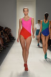 Brute - semaine de mode de New York image libre de droits