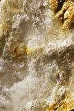 Bruten kiselstenmakro Royaltyfri Bild