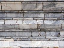 Bruten marmorvägg, Fotografering för Bildbyråer